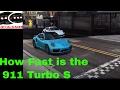 Csr 2 911 TURBO S