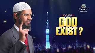 Is There Evidence God Exists  ||Answer for Atheists||  by Dr Zakir Naik
