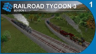 Railroad Tycoon 3 - S01E01