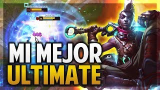 ¡EKKO JUNGLA SIGUE OP! | NADIE ESCAPA DE MIS GANKS! | League of Legends