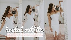 DRESSES EVERY BRIDES NEED!! Bridal Party, Bachelorette, Rehearsal Dinner!