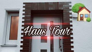 HAUS 🏡 TOUR vor dem Umbau | Unser Glück🍀 zum Eigenheim || Lulu SD