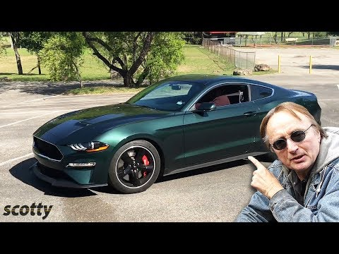 Here's Why the 2019 Ford Mustang Bullitt is Worth $47,000
