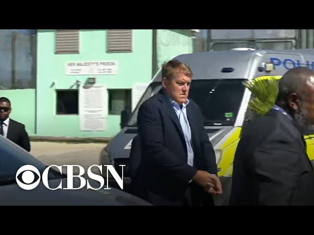 American man appears in court on manslaughter charges in Anguilla