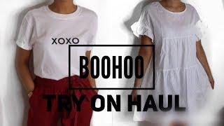 BOOHOO TRY ON HAUL (UNDER £20) - AYSE AND ZELIHA