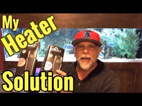 More Efficient And Safer Aquarium Heating