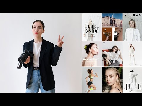 How to find your photography style   My story as fashion photographer   Inspiration + tips