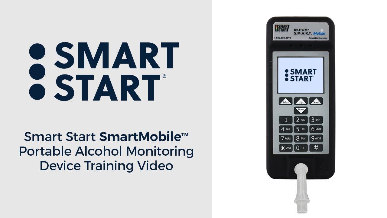 Smart Start Interlock >> Smart Start SMART Mobile Portable Alcohol Monitoring ...
