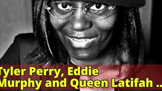 Tyler Perry, Eddie Murphy and Queen Latifah are gay, blogger Sandra Rose says as she also comes out