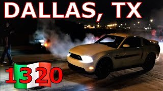 """Dallas """"Mexico"""" STREET RACING; MY FIRST TIME!"""