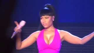 Nicki Minaj - Pills N Potions - live Manchester 4 april 2015