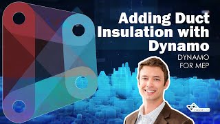 Add Insulation to Duct System with Dynamo