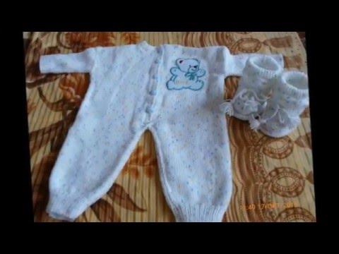 Базовый гардероб для новорожденного [Любящие мамы]