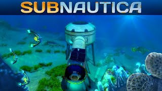 🐟 Subnautica #07 | Umzug in die neue Base | Gameplay German Deutsch thumbnail