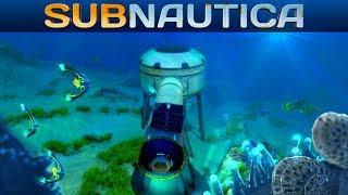 🐟 Subnautica #07 | Umzug in die neue Base | Gameplay German Deutsch thumbnail