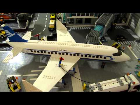 Lego City Airport - YouTube