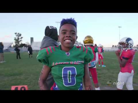 These kids are catching the attention of football recruiters even before high school