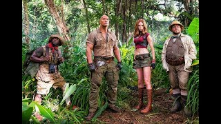 Джуманджи: Зов Джунглей / Jumanji: Welcome to the Jungle (2017) Дублированный трейлер HD