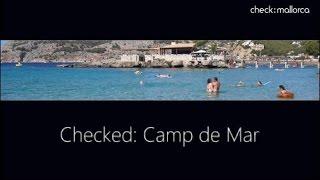 Camp de Mar Mallorca Strand und Golf Reisereportage