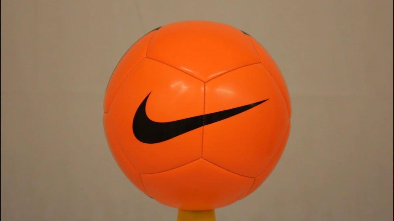 Nike Pitch Team Training Football Total Orange - YouTube 21a7646e0e8fd
