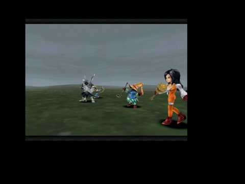 Kigurumi Let's Play Final Fantasty IX Part 4 ~ Ice, ice, baby
