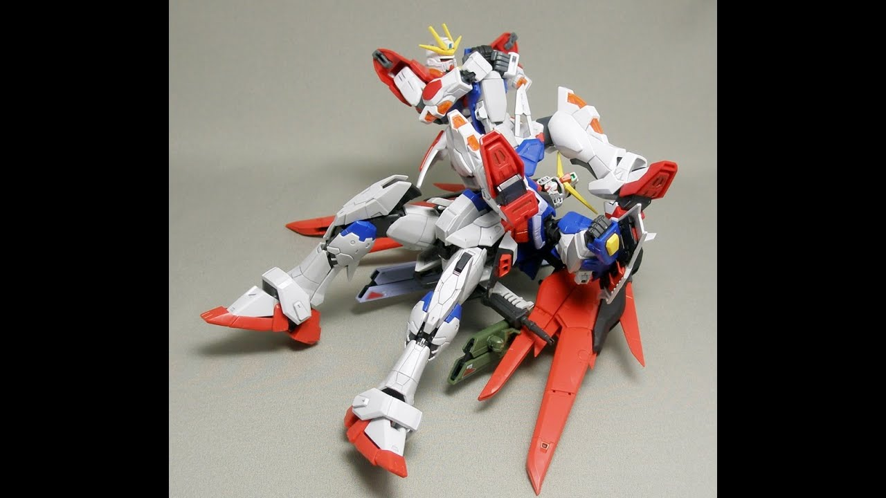 Gundam build fighters try episode 7 destiny swag power for Domon gundam build fighters try