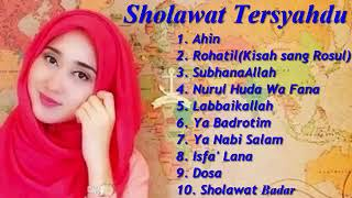 SHOLAWAT TERSYAHDU FULL ALBUM RELIGI MP4