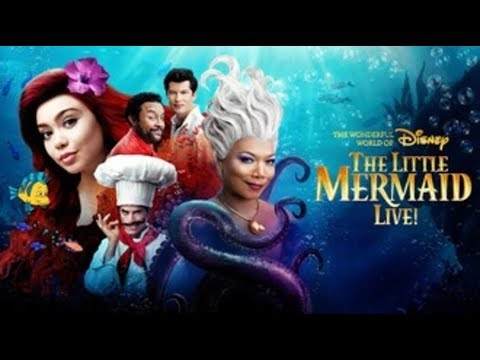 TV Review: 'The Little Mermaid Live!'