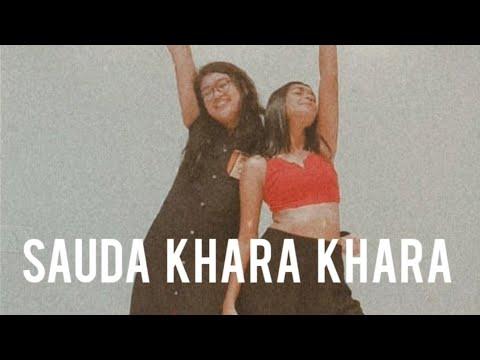 "DANCE COVER ON ""SAUDA KHARA KHARA"" || WEDDING CHOREOGRAPHY || GOOD NEWS || SANGEET VIBES Mp3"