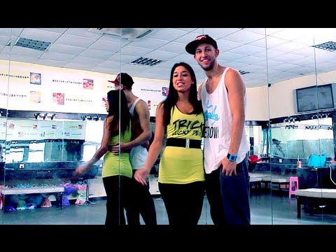 Beauty And A Beat - Justin Bieber Dance TUTORIAL » Choreography ft ...