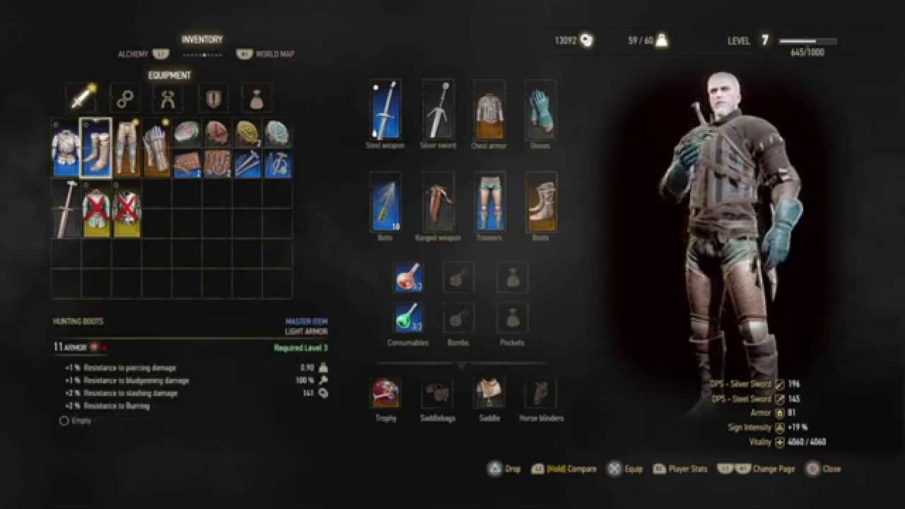 WHERE TO GET Temerian Armor - The Witcher 3: Wild Hunt
