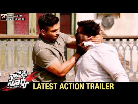 Naa Peru Surya Naa Illu India Latest...