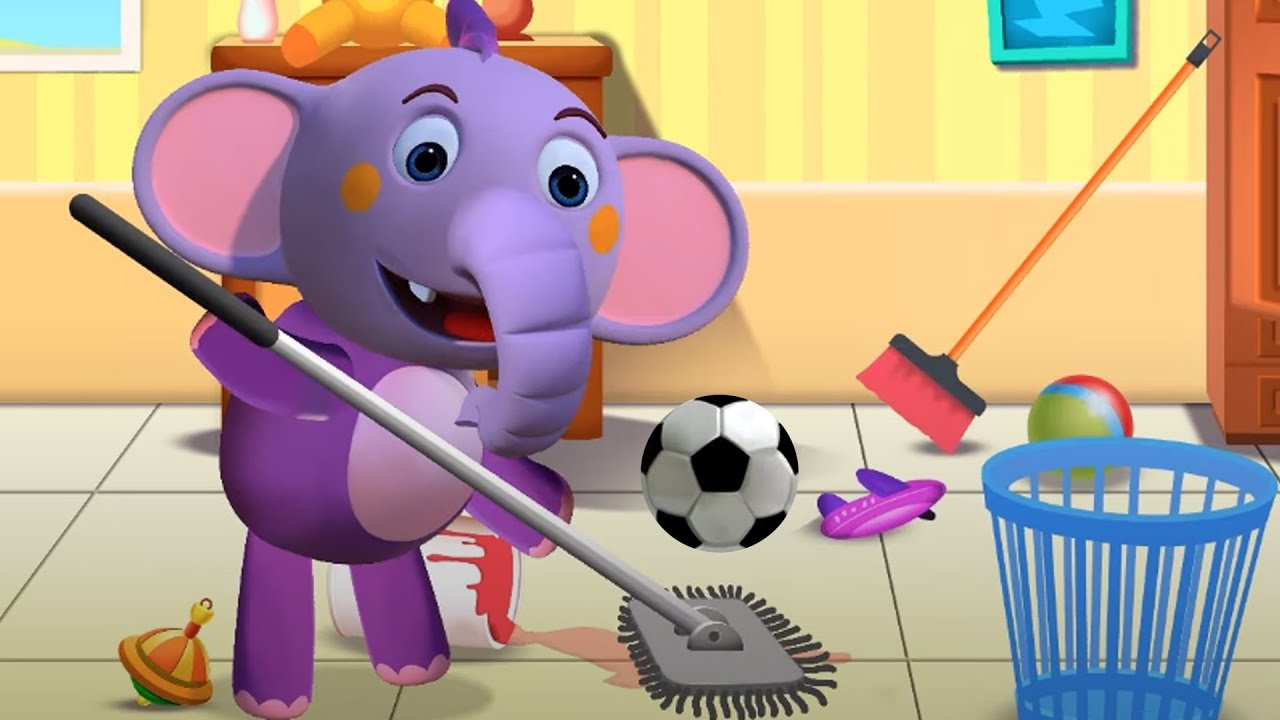 Clean Your Room With Kent 🧹 + More Rhymes and Kids Songs by Nursery Rhyme Street