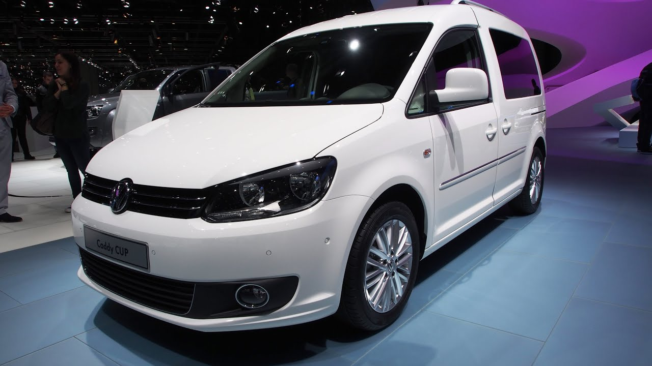 2014 Volkswagen Caddy Cup Exterior And Interior Walkaround Youtube