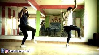 Bom Diggy - Dance Choreography with tutorial - Prabhu Gabriel Bangalore