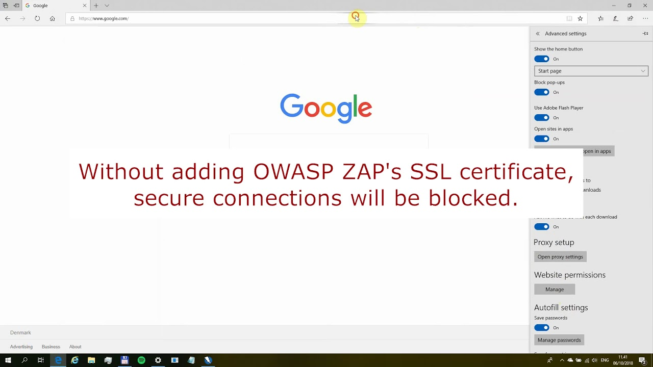 Youtube Subscriber Video Guide Part 2 Installing Ssl Certificate