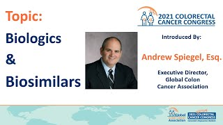 Topic: Biologics and Biosimilars. Topic Introduced by Andrew Spiegel, Esq.
