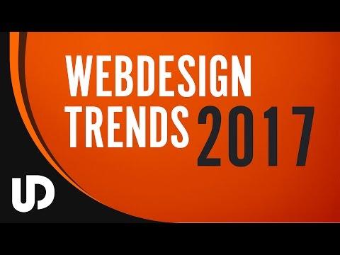 Webdesign #Trends im Jahr 2017! Was wird so neues kommen? | #Tutorial #Webdesign