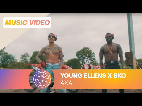 Young Ellens - AXA ft. BKO (Prod. Gamerro)
