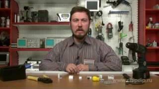 видео Кабель-канал 20х10 (160м/уп)