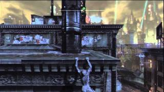 Batman Arkham City - Catwoman Free Roam (HD)