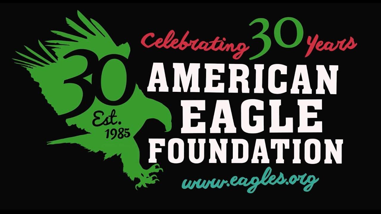 american eagle foundation 30th anniversary video youtube rh youtube com American Bald Eagle Foundation American Eagle Foundation TN