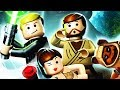 LEGO Star Wars The Complete Saga Walkthrough Part 1 - Phantom Menace!