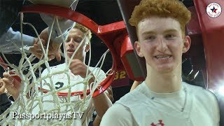 Nico Mannion BREAKS DEFENSE like a PRO in State Championship!!! #1 QB Spencer Rattler FINAL Game...