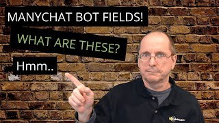 How to setup and use ManyChat Bot Fields for Coupons and Events and static  information