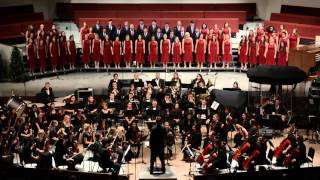 APU University Choir And Symphyony Orchestera - Carol Medley