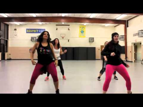 Shake Body – Skales – Zumba routine