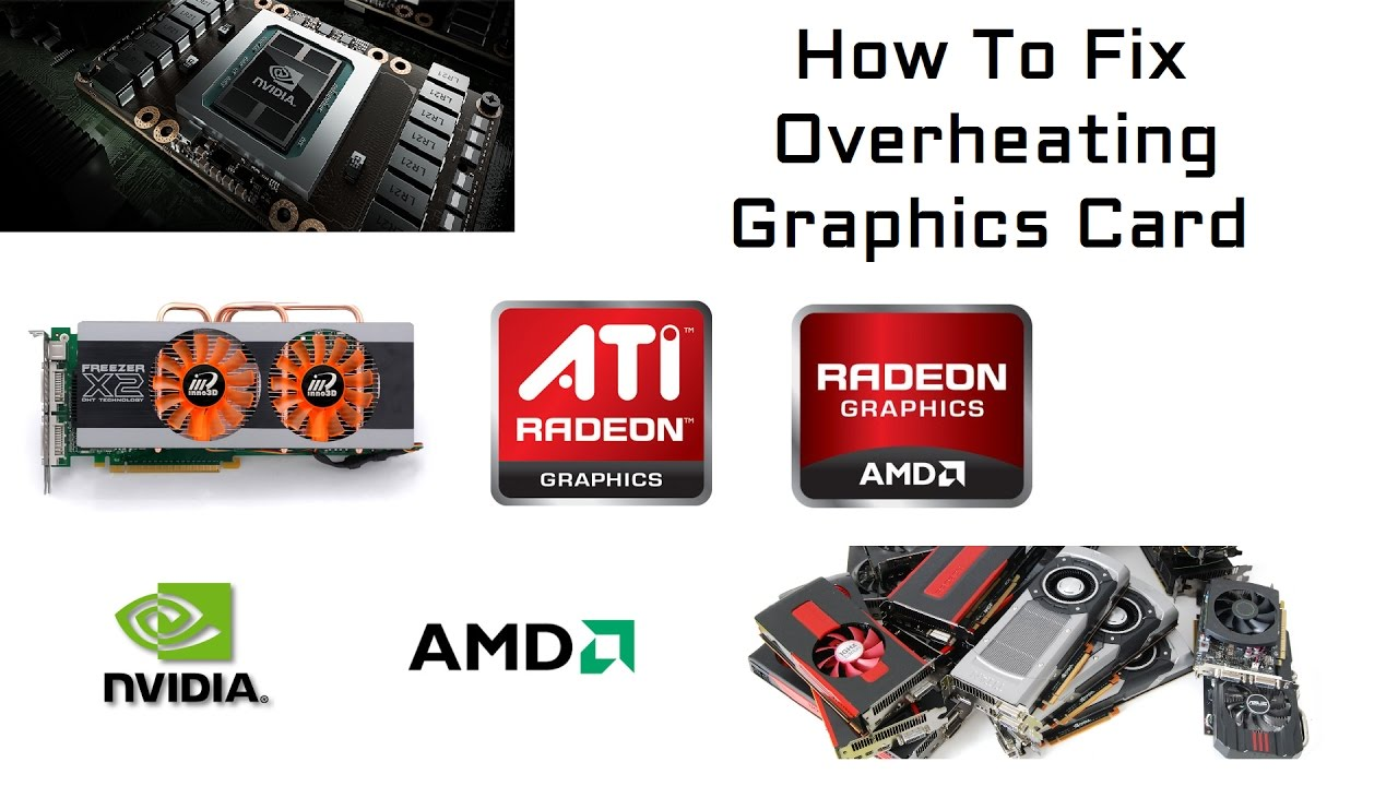 How to Fix Overheating Graphics Card