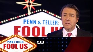Penn & Teller: Fool Us | Jonathan Ross Interview | The CW