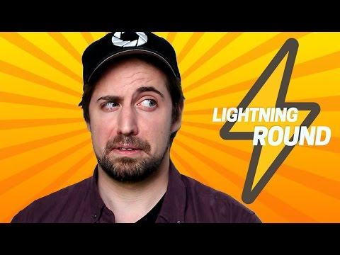 Anime Lightning Round with Ray Chase⚡️